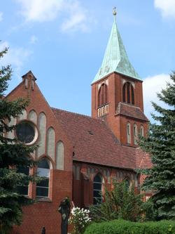 Kath. Kirche St. Antonius Großräschen