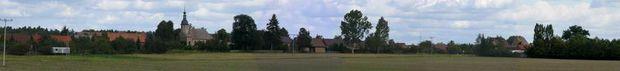 Panorama Lieskau